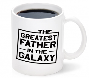 The Greatest Father in the Galaxy
